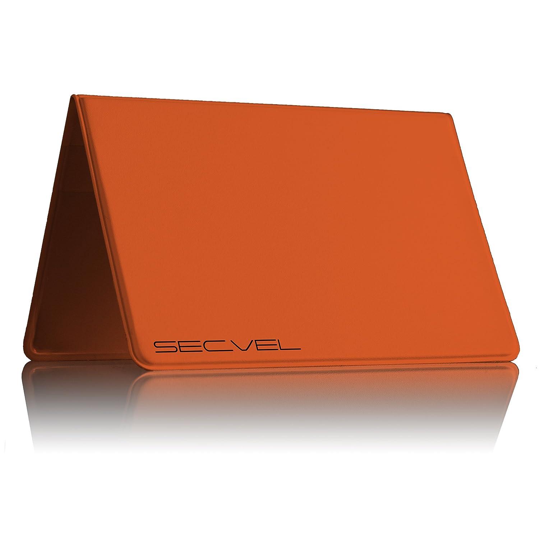 bis zu 4 Karten RFID//NFC /& Magnetfeld Schutz SECVEL VERBESSERTE Kartenschutztasche Young Style Berry