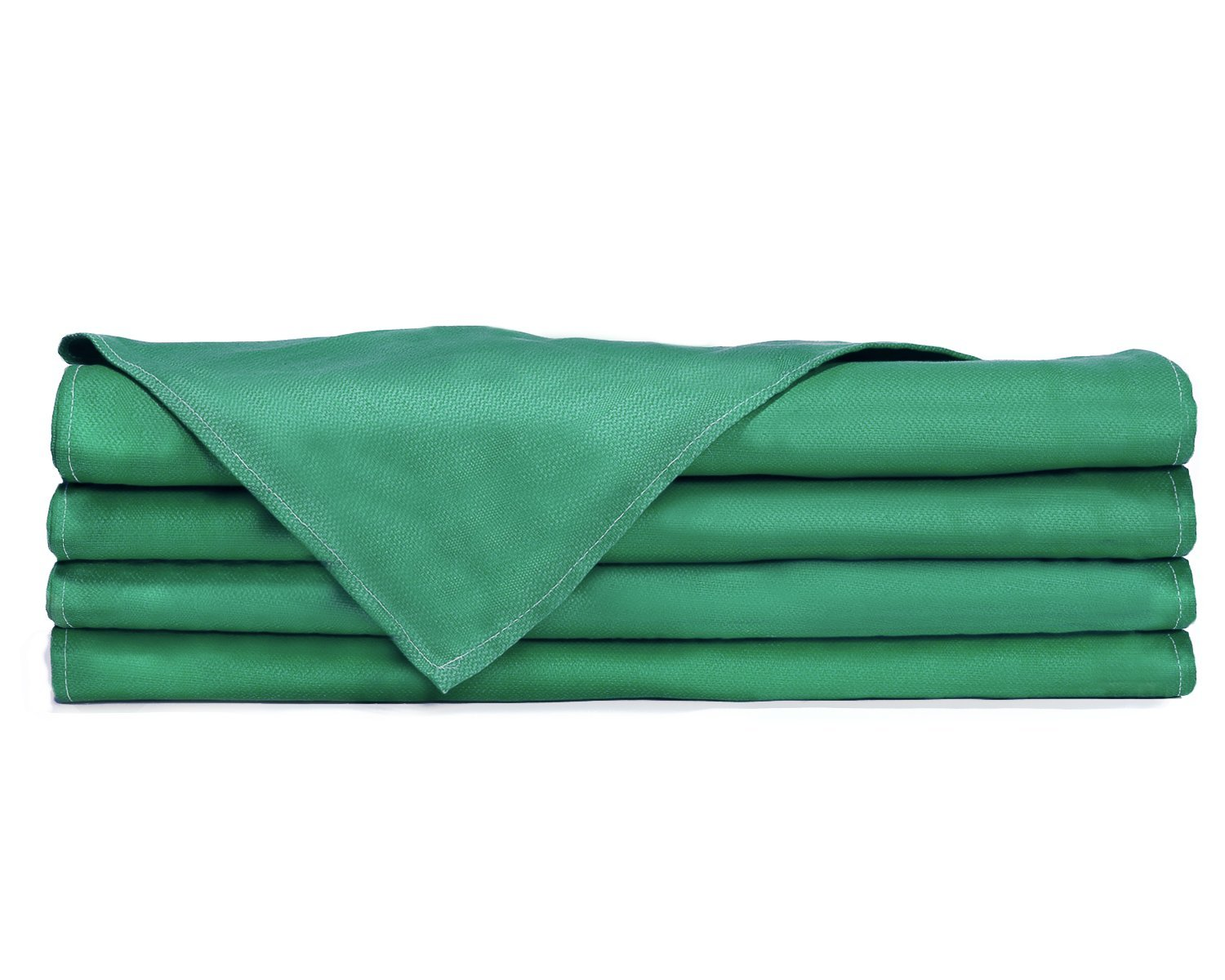 Towels by Doctor Joe 9-SUR-G24R-6EA Jade Green 18'' x 33'' Large Surgical Absorbent Towel, (Pack of 6) by Towels by Doctor Joe