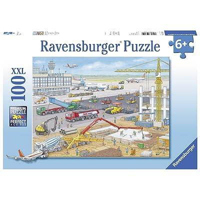 Ravensburger 10624Chantier à l'aéroport