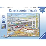 Ravensburger 10624 Construction at The Airport Jigsaw Puzzles