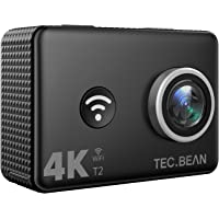 Tec.Bean 4K WiFi Action Camera