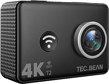 Tec.Bean 4K WiFi Action Camera
