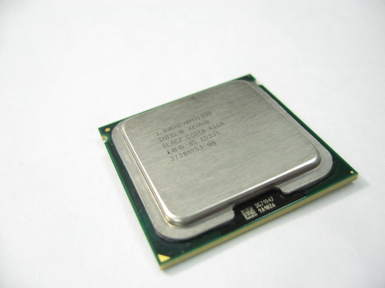 Intel Xeon E5335 quad-core 2.0ghz 1333MHz 8MB L2 Cache Socket LGA771 SLAC7