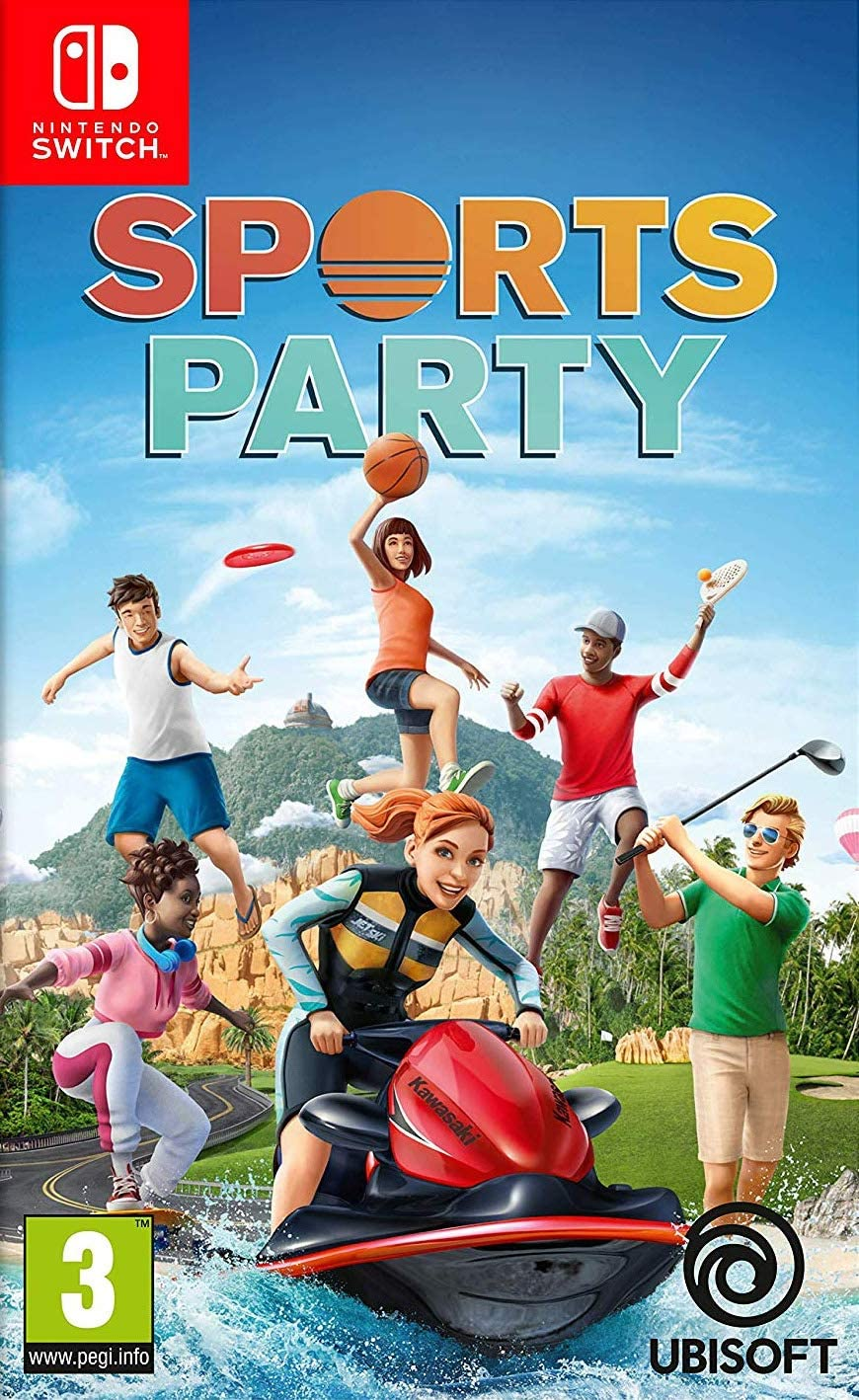 Sports Party: Amazon.es: Videojuegos