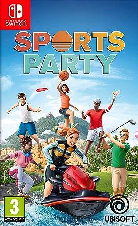 Sports Party: Amazon.es: Videojuegos