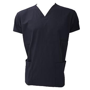 Dickies camisa uniforme medico con bolsillos-Varios Colores: Amazon.es: Ropa y accesorios