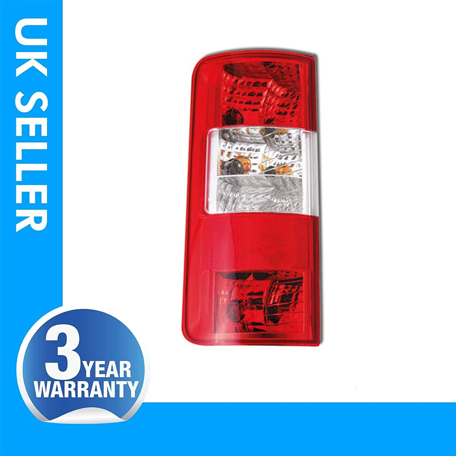Rear Tail Light Without Bulb Holder/Right Side aftermarket