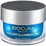 Biocura Beauty Kaviar Illumination Nachtcreme Luxuriose Spezialpflege 50 ml