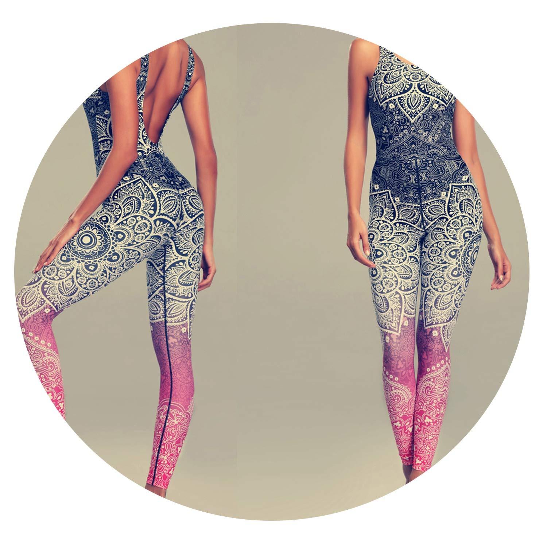 Women Sports Running Suit Gym Wear Halter Vest Workout Elastic Quick Dry Yoga Sets