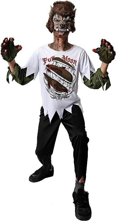 Costumizate! Disfraz de Hombre Lobo para niños Talla 3 o 4 años ...