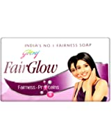 Godrej Fair Glow Soap, 75g (Pack of 6)