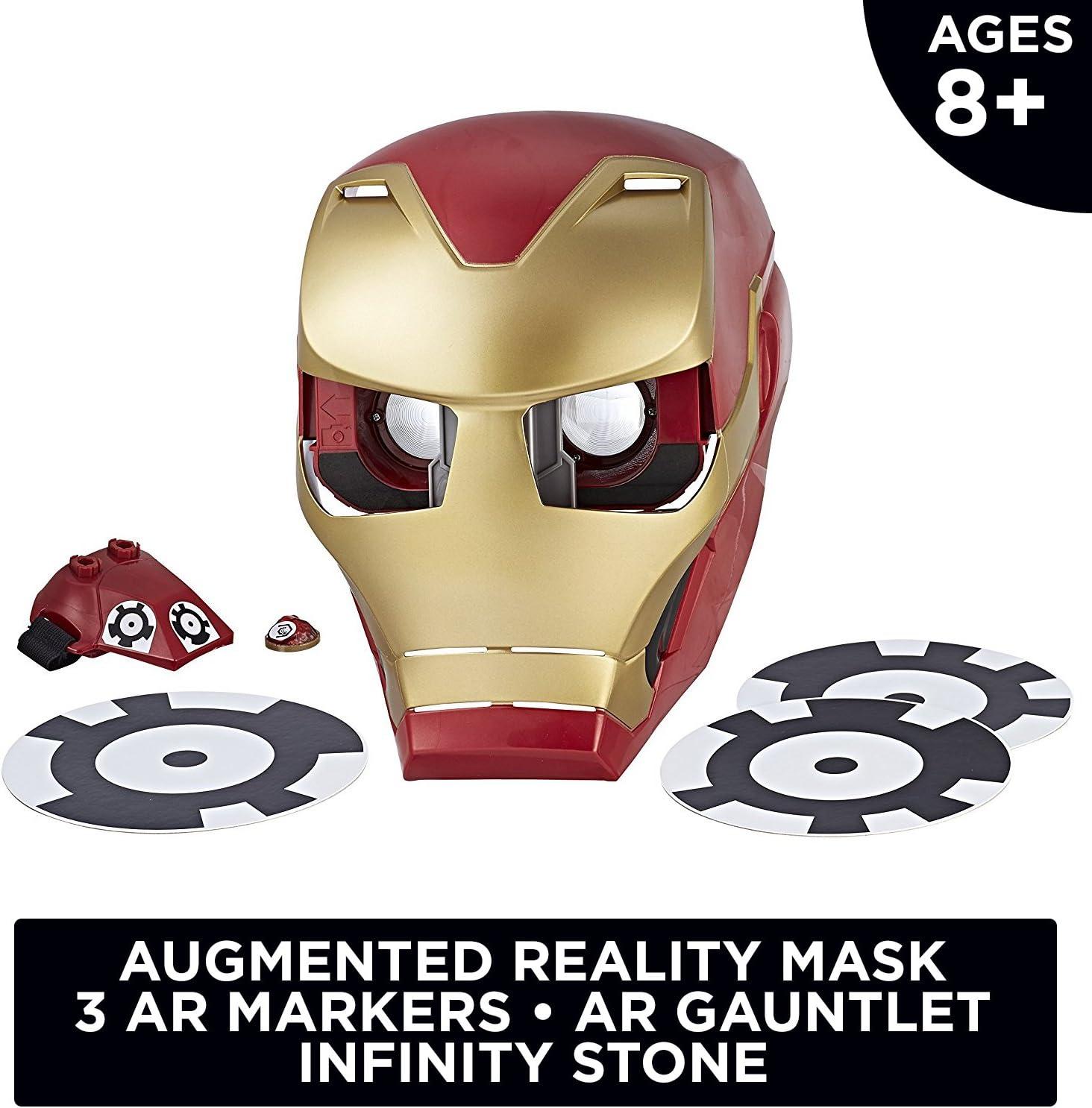 Avengers E0849 HERO VISION MASK Action Figure