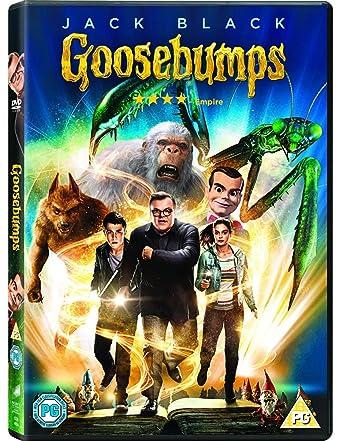 f3db40c3da71 Goosebumps  DVD   2016   Amazon.co.uk  Jack Black