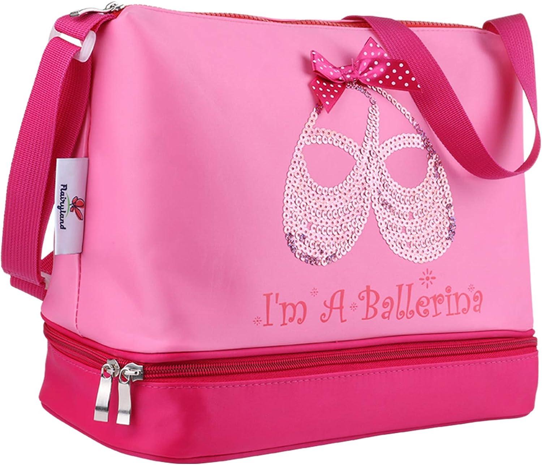 Child bag tote bag dance bag