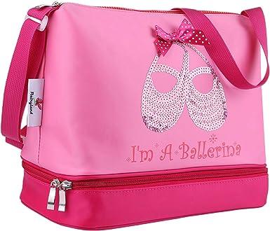 Dance Tote Bags of Various Designs 13 x 13 x 3, Dance Jewels