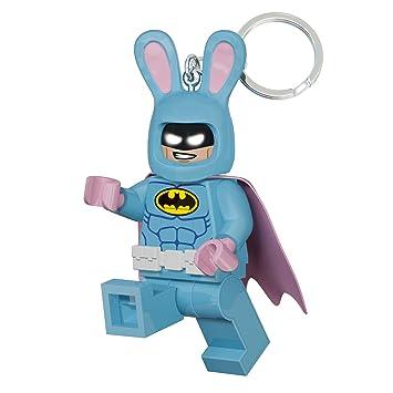 LEGO - Bunny Batman, Llavero Linterna (LGL-KE103B)