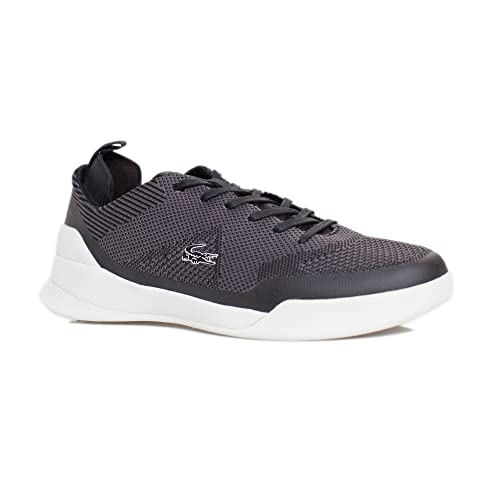 0d149d619871 Lacoste Lt Dual Elite Black 11.5 M US  Buy Online at Low Prices in India -  Amazon.in