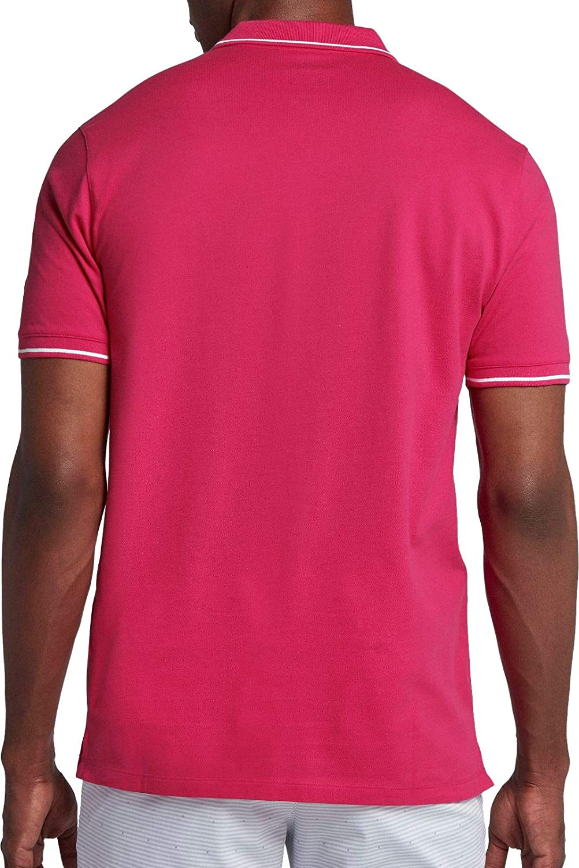 Nike Classic Pique Polo de Golf para Hombre, XXL, Rush Pink ...