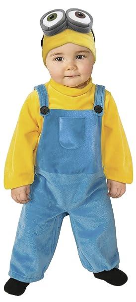 EL CARNAVAL Disfraz Bebe Minion 1-2 años
