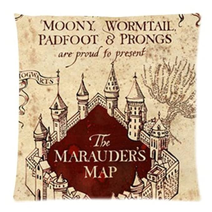 Amazon.com: andersonfgytyh el mapa del merodeador de Harry ...