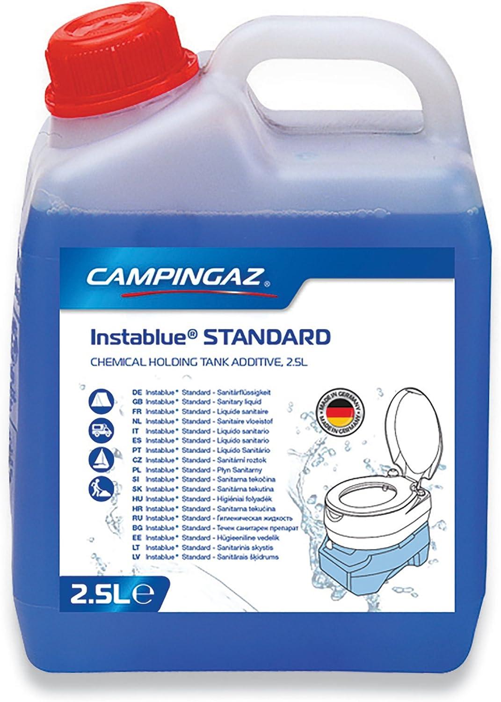 Campingaz Standard Líquido de Limpieza WC Azul, 2.5 l
