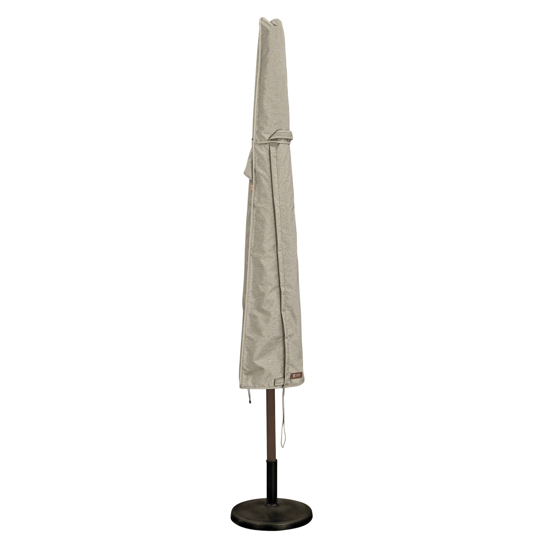 Classic Accessories 55-653-016701-RT Montlake Patio Umbrella Cover, Gray by Classic Accessories