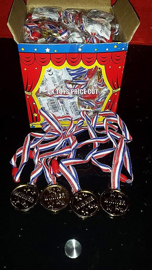 Medallas de Oro para Competiciones Olímpicas Infantiles x ...