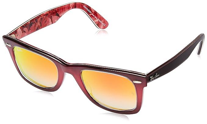 9dd525fce0 Ray-Ban RB2140 Wayfarer Floral Sunglasses