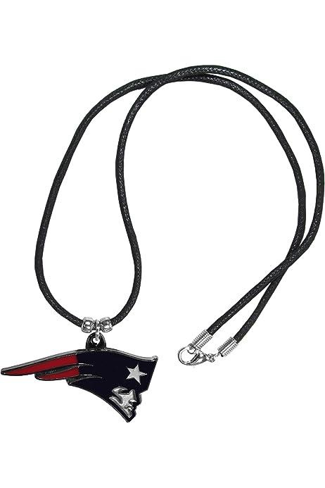 NFL Siskiyou Sports Fan Shop Dallas Cowboys Cord Necklace 21 inch Black
