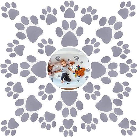 Fondo Vasca da Bagno Resistente alla Muffa Matte Sicurezza Doccia scaletta per Doccia Non tossico Passi YEARGER Yea rger 20/Pezzi Bathmat Antiscivolo Adesivi Strisce Antibatterico
