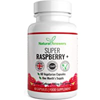 Keto Diet | Raspberry Ketone Plus Advanced Weight Loss | 60 Capsules 1 Month Supply | UK Made Premium Grade Ketone | Sutible for Vegetarians | A Trusted UK Brand Natural Answers