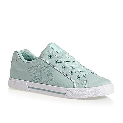 Chaussures Femme DC Chelsea TX Light Bleu 1ECRv2Vz