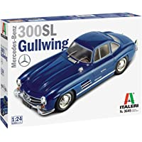 Italeri 3645, Mercedes 300SL Gullwing, Escala 1/24