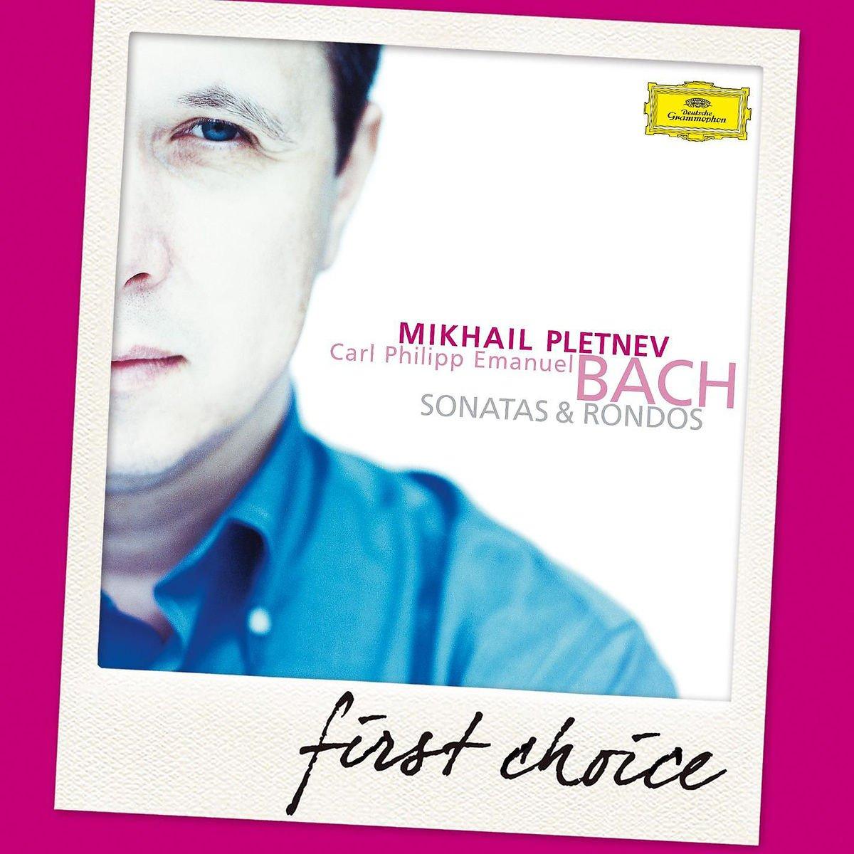 CPE Bach: Sonatas & Rondos by DEUTSCHE GRAMMOPHON,FIRST CHOICE,MUSICA BAROCCA,SOLO,MUSICA DA CAMERA,