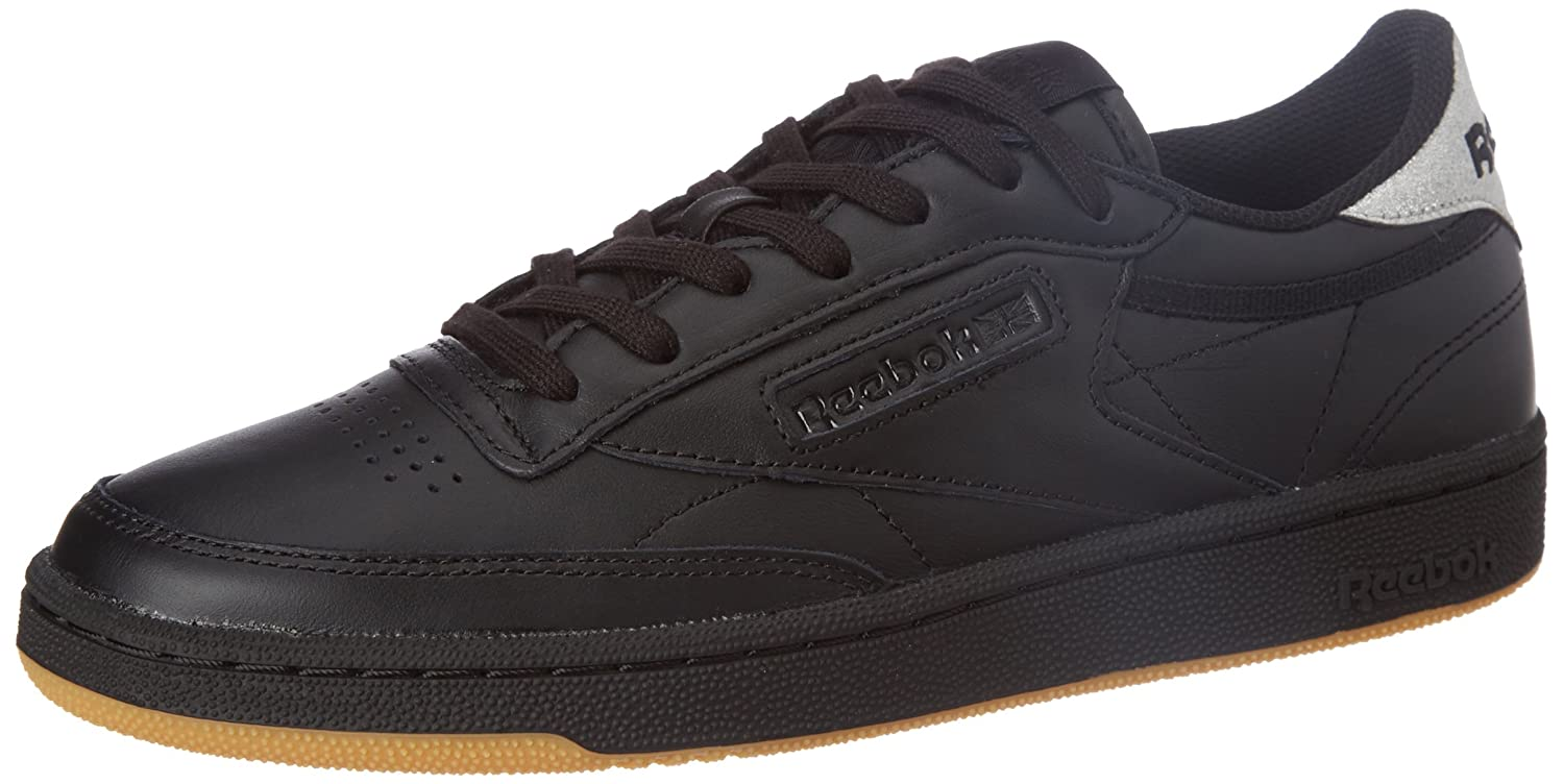 d8d3e82884 Reebok Classics Women's Club C 85 Diamond Leather Tennis Shoes: Amazon.in:  Shoes & Handbags