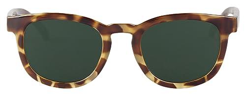 MR.BOHO, High-Contrast tortoise brera with classical lenses - Gafas De Sol unisex multicolor (carey)...