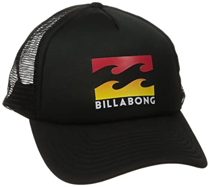 Amazon.com  Billabong Men s Podium Adjustable Trucker Hat 6fd9c520ee15