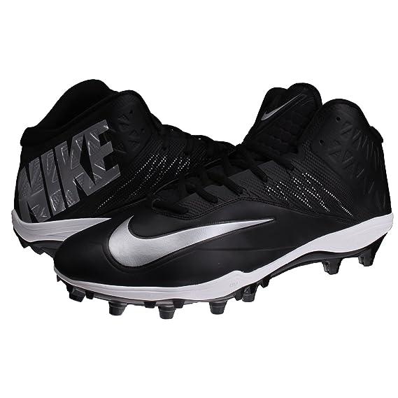 f7e3d5173ce9 Amazon.com   Nike Zoom Code Elite 3 4 Shark Football Cleats   Shoes