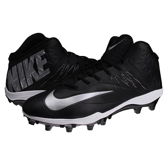 newest 67fe1 246c8 Amazon.com   Nike Zoom Code Elite 3 4 TD Football Cleats   Football