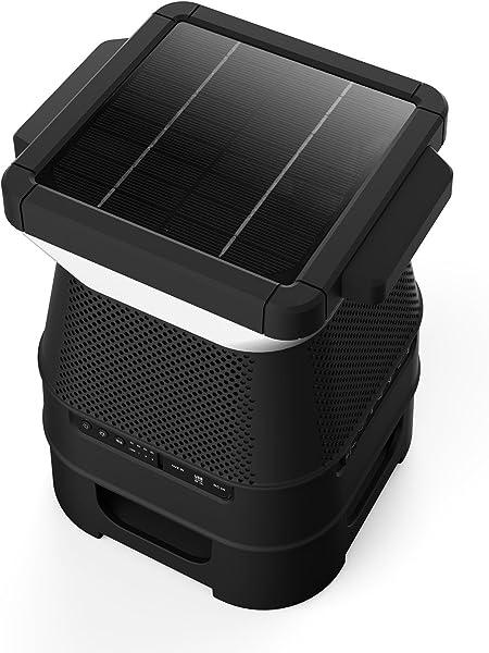 Monster SOLARA Bluetooth Speaker