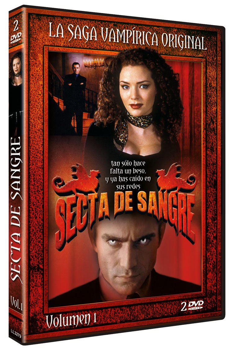 Secta de Sangre Vol. 1 Kindred: The Embraced 1996 DVD ...