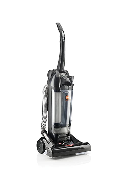 hoover commercial c1660 900 hush bagless upright vacuum cleaner rh amazon com Hoover WindTunnel Vacuum hoover turbo empower 4600 vacuum manual