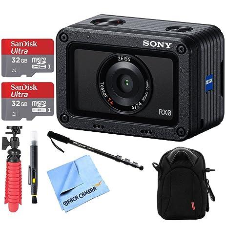 """Conheça """"RX0"""" a pequena e poderosa câmera da Sony que e feita para realidade virtual"""