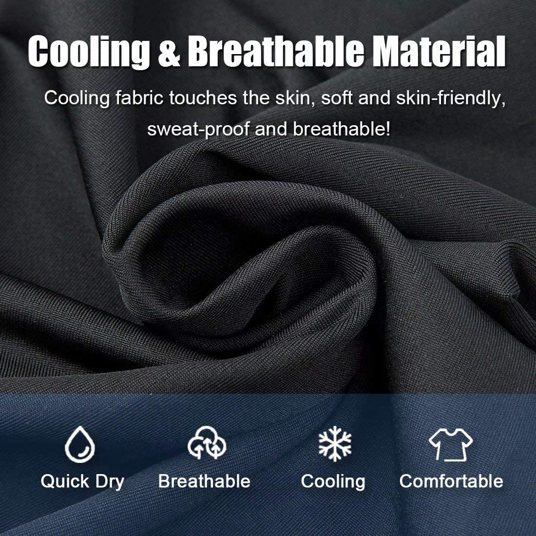 [6 Pack] Unisex Sun UV Protection Face Bandana, Reusable Washable Fabric Cloth Half Mask Scarf for Cycling Motorcycle Hiking, Breathable Neck Gaiter Balaclava Headwear for Men Women-4 at  Men's Clothing store
