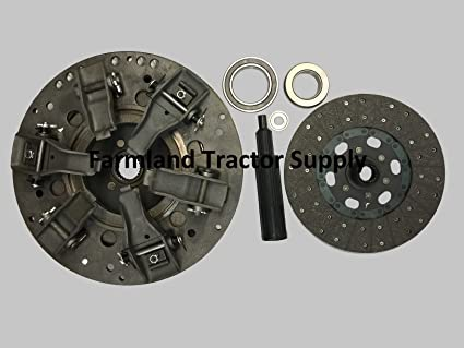 Image Unavailable. Image not available for. Color: REMAN CLUTCH KIT John Deere ...