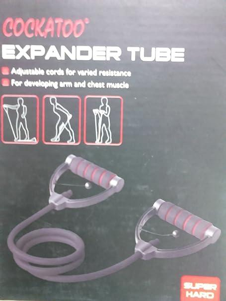 Cockatoo Toning Tube Super Hard Expander  color may vary
