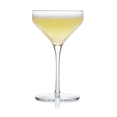 7ae42bf656a Image Unavailable. Image not available for. Color: Libbey Signature  Greenwich Coupe Cocktail Glasses, Set ...