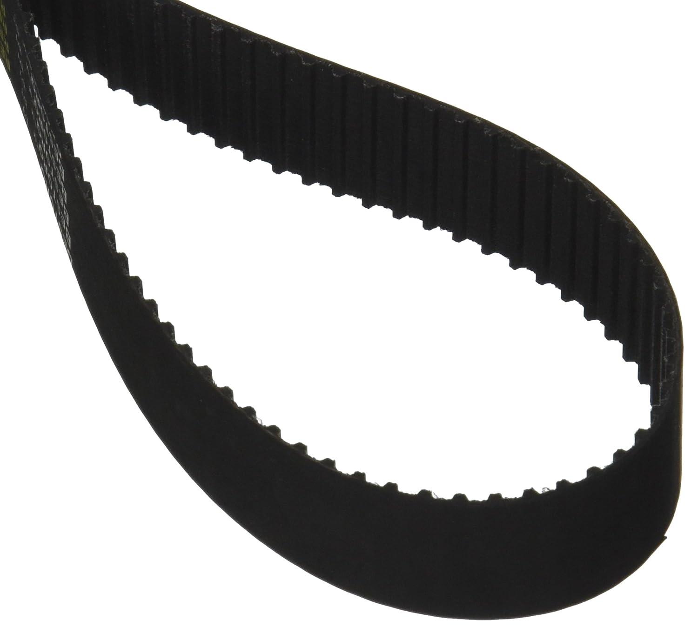 Rubber 1 Width BESTORQ 184-XL-100 XL Timing Belt 92 Teeth 18.4 Outside Circumference 0.200 Pitch