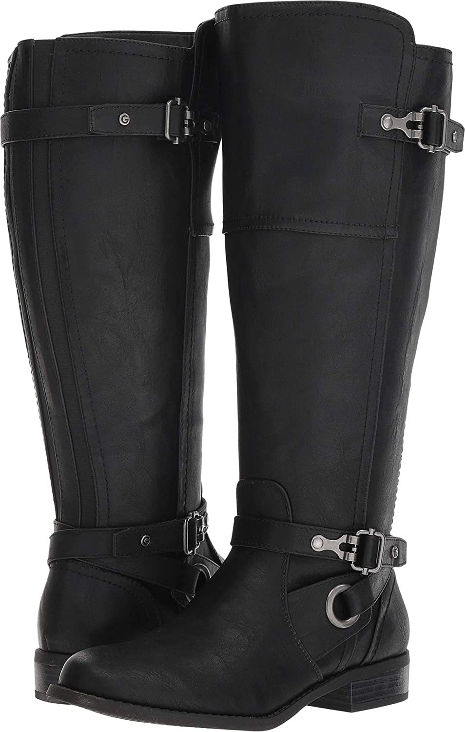 c15f11d7cc2 G by GUESS Womens Harvest Wide Calf