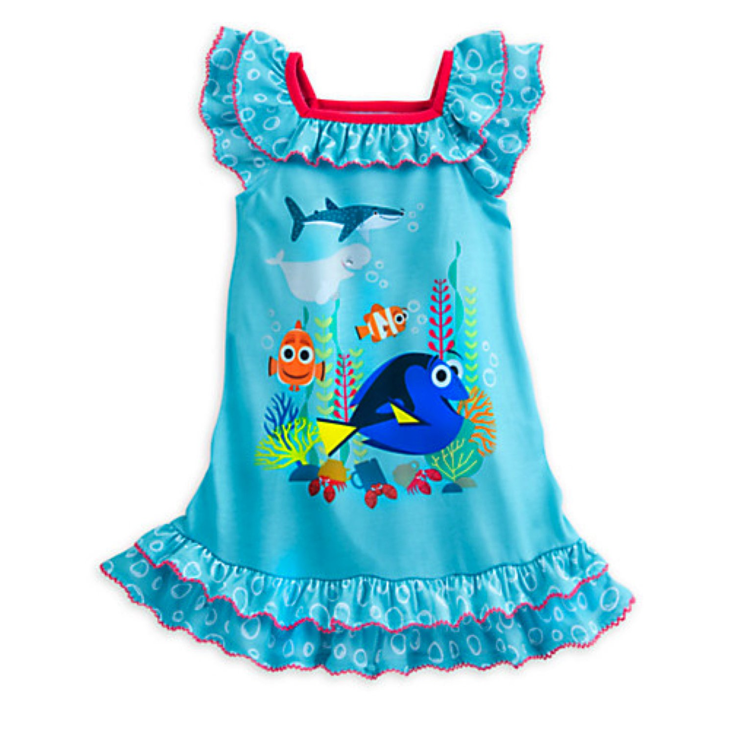 Disney Nightgown - Finding Dory (7/8) 00-MHAZLG